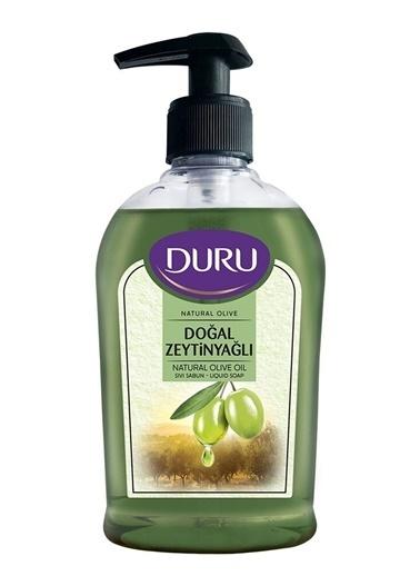 Duru Duru Sıvı Sabun Natural Olive Doğal Zeytinyağlı 300 Ml Renksiz